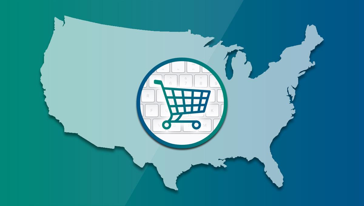 e-commerce en los Estados Unidos