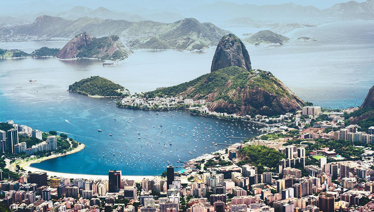 Panorama de Río de Janeiro