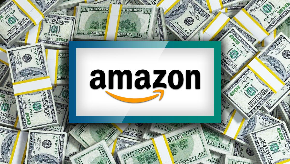 Miles de millones de ventas, ingresos, ganancias e inversiones de Amazon