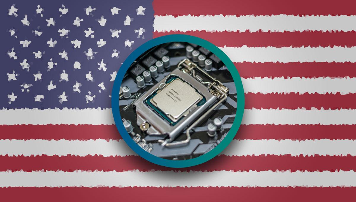 Top compañías tech de EE. UU.
