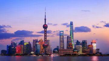 Vista de Shanghai